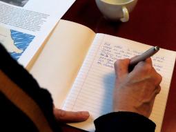 Schrijven met Eindeloze Verhalen in De Eester